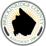 BRECKINRIDGE COUNTY SEAL color